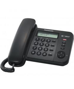 PANASONIC KX-TS560EX2B Ενσυρματα Τηλεφωνα Black