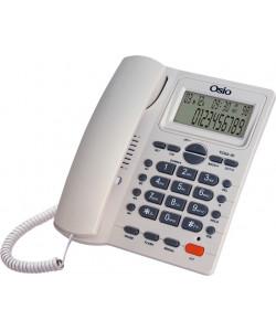 OSIO OSW-4710W Ενσυρματα Τηλεφωνα White
