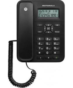 MOTOROLA CT202 BLACK Ενσυρματα Τηλεφωνα