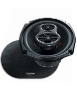 MAC AUDIO MX 69.3 BLACK Ηχεια Αυτοκινητου