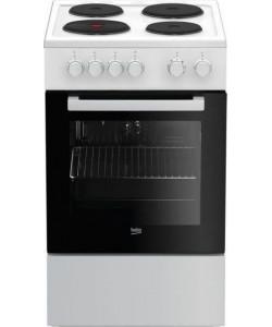 BEKO FSE 56000 GW Ηλεκτρικές κουζίνες