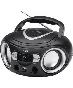 AEG SR 4374 Φορητα Ραδιο-Cd