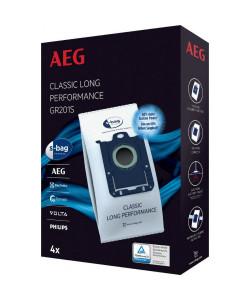 AEG GR201S Σακούλες, αξεσουάρ