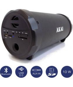 AKAI ABTS-12C Bluetooth Ηχεία Black