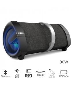 AKAI ABTS-V1 Bluetooth Ηχεία Black