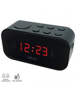 AKAI ACR-3088 Ψηφιακό Ραδιο-Ρολόγια