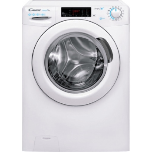 CANDY CSO 1295T3-S Πλυντήρια ρούχων White
