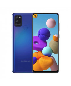 SAMSUNG GALAXY A21s 3GB/32GB DS (SM-A217) Smartphones Blue