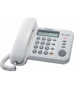 PANASONIC KX-TS580EX2W Ενσύρματα Τηλέφωνα