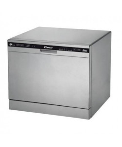 CANDY CDCP 8S Πλυντήριο πιάτων Silver