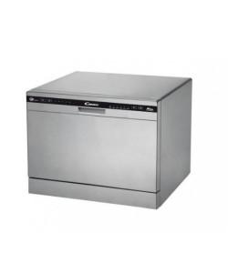 CANDY CDCP 6S Πλυντήριο πιάτων Silver